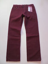 HERO John Medoox DENVER Stretch Jeans Hose W 36 /L 32, wine, Bordeaux-Rot, NEU !