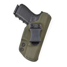 Badger State Holsters- Glock 19/23/32 IWB OD Green Custom Kydex Holster