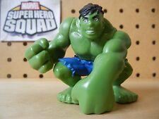 Marvel Super Hero Squad HULK Punching Ground Blue Shorts