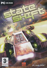 STATESHIFT State Shift Futuristic Racing PC Game NEW!