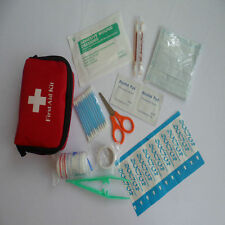 Emergency Mini Medical Bag First Aid Kit Pack Travel Survival Treatment Rescue