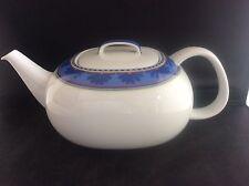 Rosenthal Studio Line ColouredPattern Moon Teapot designed by Jasper Morrison