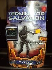 """Terminator Salvation - Playmates 6"""" T700 New in Sealed Pkg"""