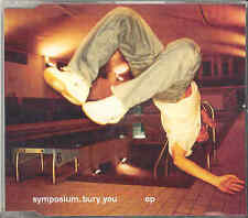 Symposium - Bury You EP, 4-Track CD-Maxi Punk Powerpop