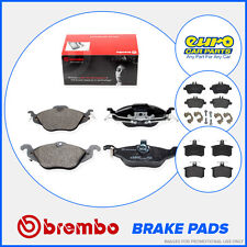 Brembo P06024 Pad Set Front Brake Pads Teves ATE Sys Fits BMW 3 Series E36 Z3 Z4