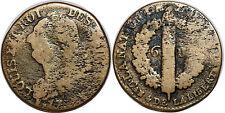 LOUIS XVI - 6 DENIERS - 1792