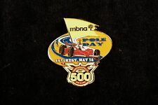 PIN ~ 2005 INDIANAPOLIS 500 ~ MBNA ~ POLE DAY ~ INDY 500