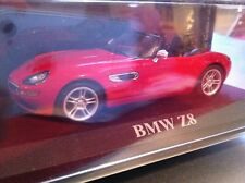 BMW Z8 red 1:43 Altaya New with Lid Special Offer
