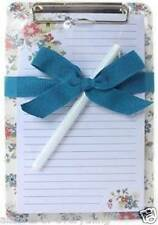 Summer Daisy Note Pad on Clipboard and Pen Gift Set A5 size Lesser & Pavey
