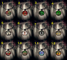 12x Necklace Wholesale Bulk Fashion Jewelry Tree of Life Necklace Pendant
