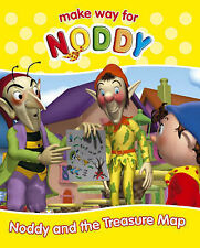 Make Way for Noddy (13) - Noddy and the Treasure Map, Blyton, Enid