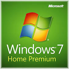 Microsoft Windows 7 Home Premium OEM 32/64 Bit