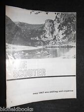 Vintage Boy Scout Association Magazine - The Scouter - May 1967 - Baden Powell