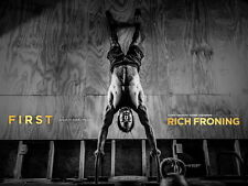 """007 Rich Froning Jr. - Professional CrossFit Athlete Games 19""""x14"""" Poster"""
