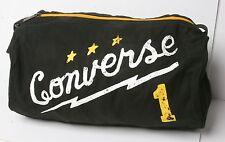 Converse Small Graphic Duffel Bag (Black)