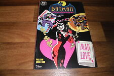 BATMAN ADVENTURES  SONDERBAND  # 1 --- MAD LOVE // 1. Auflage 1997 / UNGELESEN
