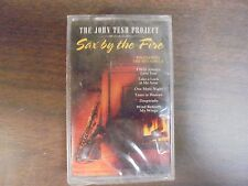 "NEW SEALED ""The John Tesh Project"" Sax by the Fire Cassette Tape (G)"