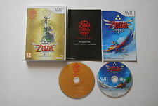 The Legend of Zelda: Skyward sword Edition limitée pour Nintendo Wii