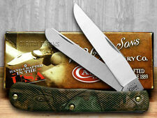 CASE XX Camo Caliber Zytel Trapper Pocket Knives Knife