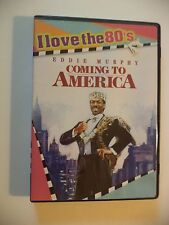 """Coming to America DVD 2009 'I Love the 80's"""" Edition"""