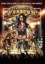 From Parts Unknown: Fight Like a Girl (DVD) RARE!