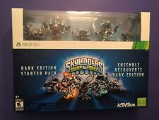 Skylanders Swap Force Starter Pack *Limited Dark Edition* for XBOX 360 NEW