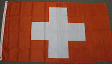 3X5 SWITZERLAND FLAG SWISS FLAGS EUROPEAN NEW EU F217