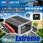 PROJECTA IC2500 12V 25AMP AUTOMATIC 7 STAGE BATTERY CHARGER 12 VOLT AGM CARAVAN