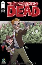 Walking Dead Wizard World ComiCon Tulsa Excl Variant color Cover Billy Martin