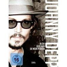 Johnny Depp Edition (2008) DVD
