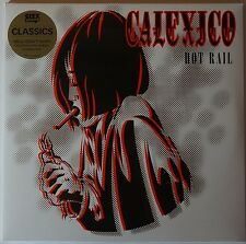 Calexico - Hot Rail 2LP/Download 180g vinyl NEU/OVP/SEALED gatefold sleeve