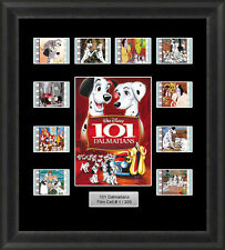 101 DALMATIANS FRAMED FILM CELL MEMORABILIA DISNEY FILM CELLS