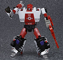 Takara Tomy Transformers Masterpiece Mp-14 Alert *