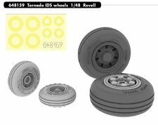 Eduard brassin 1/48 panavia tornade ids roues pour revell # 648159