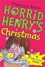 Horrid Henry's Christmas (Horrid Henry (Quality))-ExLibrary