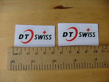 DT SWISS Bike / Mtb Decals Self Adhesive  A Pair (2a)