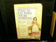 What to Eat When Youre Expecting - Eisenberg (Paperback)