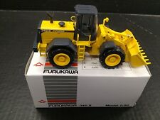 Furukawa 345 II #2433 Wheel Loader NZG german 1/50 MIB die cast