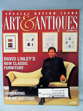 Art & Antiques September 1999 David Linley Furniture Special Design Issue