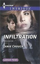 Infiltration (Omega Sector) Crouch, Janie Mass Market Paperback