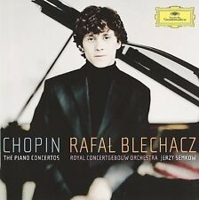 Chopin: The Piano Concertos [028947780885] New CD