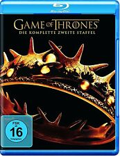 GAME OF THRONES, Staffel 2 (5 Blu-ray Discs) NEU+OVP