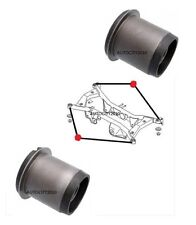 FOR NISSAN XTRAIL X-TRAIL T30 REAR SUBFRAME DIFF MOUNT SUSPENSION ARM BUSH 02-07