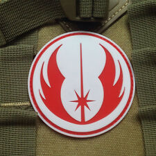 STAR WARS JEDI US ARMY MORALE BADGES 3D TACTICAL AIRSOFT PVC RUBBER VELCRO PATCH