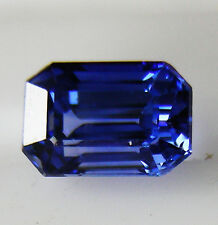 1.72ct!! BLUE SAPPHIRE NATURAL COLOUR -EXPERTLY FACETED IN GERMANY+CERT INCLUDED