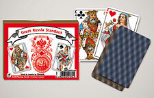 Russian Standard Playing Cards Non-Standard Double Deck by Piatnik New