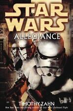 Star Wars: Allegiance by Timothy Zahn BRAND NEW HC/BCE
