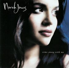 NORAH JONES - COME AWAY WITH ME / CD (BLUE NOTE 7243 5 82067 2 2)