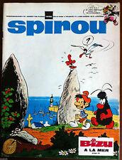 (A)SPIROU N°1558 Avec le mini-récit, sans le supplément Belge/ Puch M 125