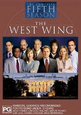 The West Wing : Season 5 - (6-Disc Set) - NEW DVD - Region 4